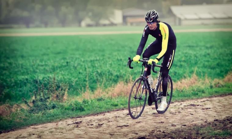 castelli oblecenie cyklista