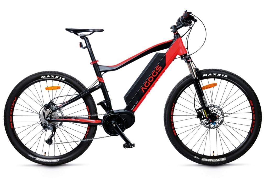 E-bike Agogs Max