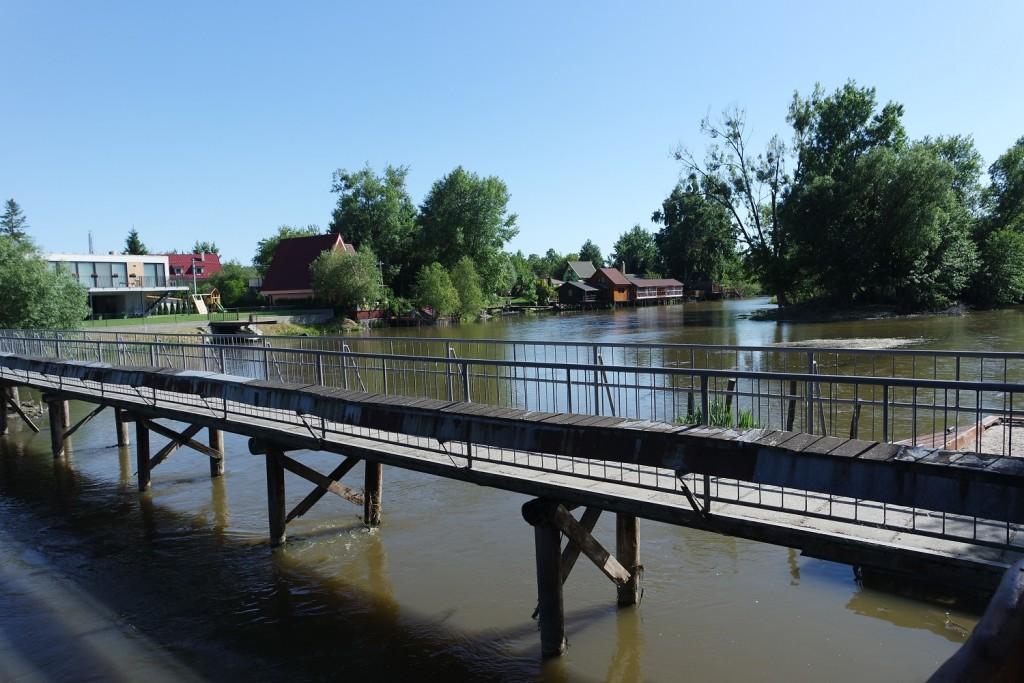 Most pred mlynom na Jahodnej